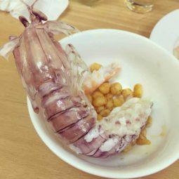 nem hải sản cao cấp
