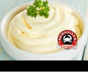 Sốt mayonnaise