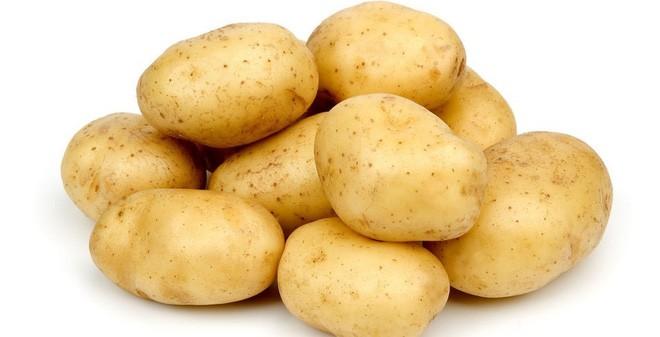 khoai tây dùng để làm bớt hăng